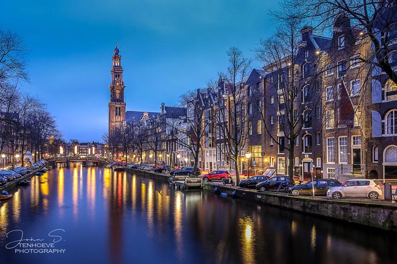 Amsterdam - Avondje Amsterdam