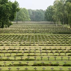 Duitse Militaire Begraafplaats Lommel