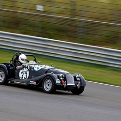 Nationaal Oldtimer Festival Circuit Park Zandvoort 10-8-2014