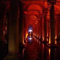 Basilica Cisterne - istanbul