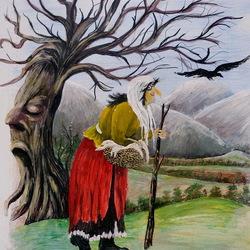 Sprookjes schilderingen 1.
