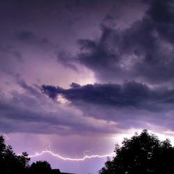 Lightning crashes 2