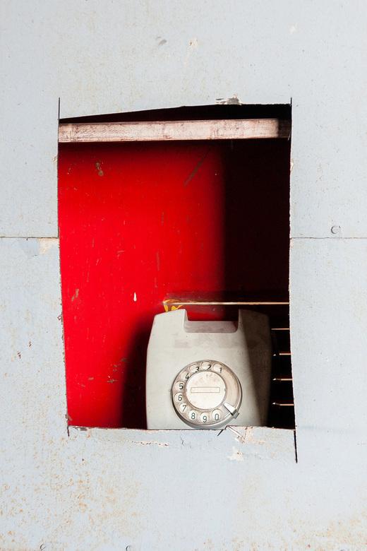 kader - Oude telefoon