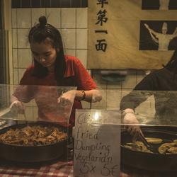 Chinese Dumpling Girls