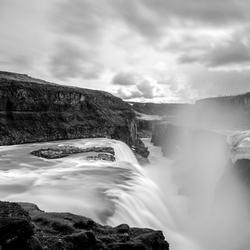 IJsland - Gullfoss