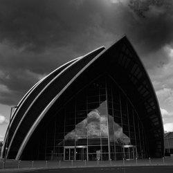 armadillo in Glasgow