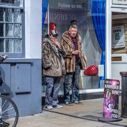 Jacobse en Van Es at Brighton