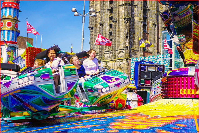 kermis in Groningen...........