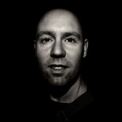 Portret z/w