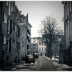 Winter in Dordrecht