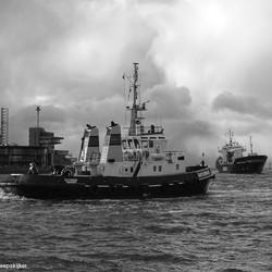 Scheepskijker Tugboats