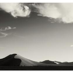 'Dunes in B&W II'