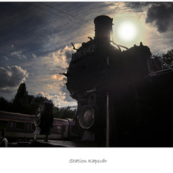 Station Kaposvár