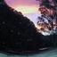 zonsondergang aan de Ourthe