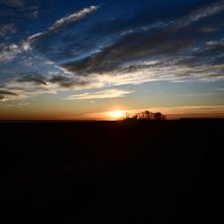 Sunset Rilland