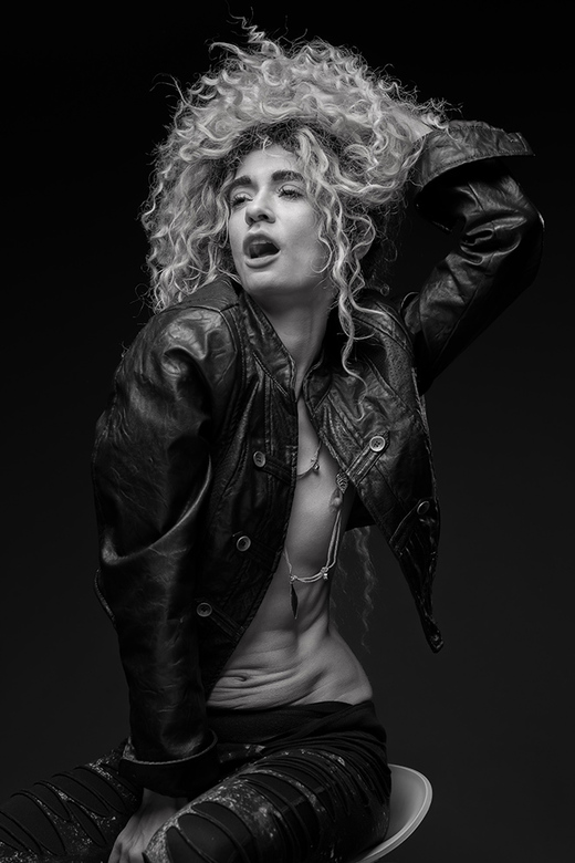 cool - Nog maar een foto van dit topmodel, Chey Alexandria.
