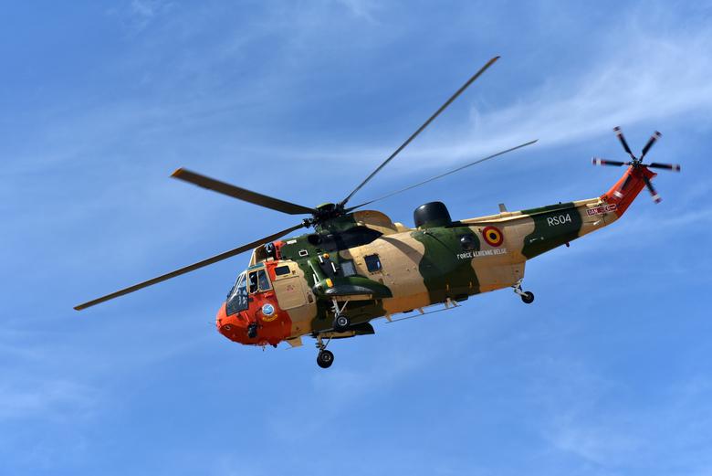 Zeekoning - Momenteel gebruiken de Britse RAF en de Belgische Luchtmacht de Sea King nog  als reddingshelikopter (Search and Rescue - SAR).  of zoals