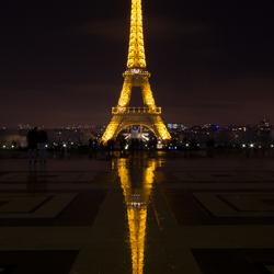 Eiffeltoren @ night