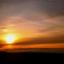 Brouwersdam, zonsondergang...