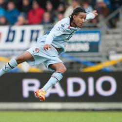 Cabral scoort winnende voor Feyenoord