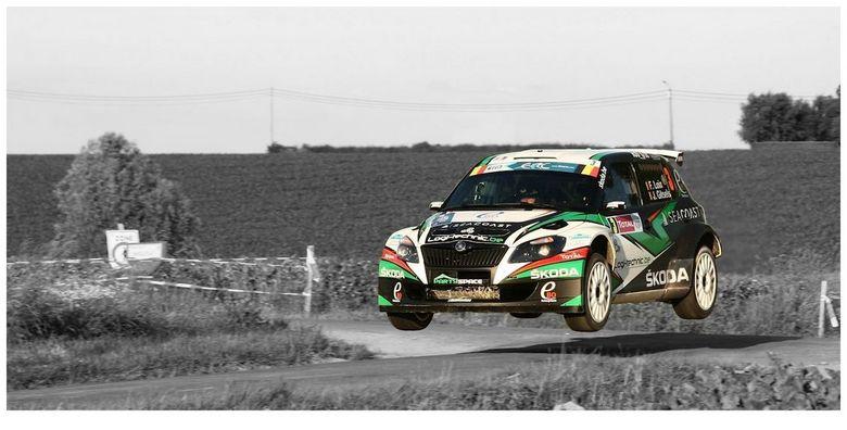 Winnaar van Geko Yres Rally 2014 - Freddy Loix