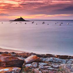 Sunset Bretagne Erquy