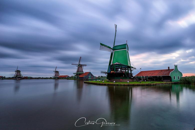 Legendary windmills