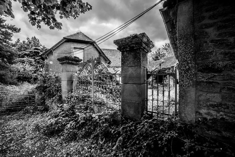 Abandoned House - Verlaten huis in Frankrijk