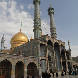 2015 Iran Qom - Fatima al-Masumeh heiligdom