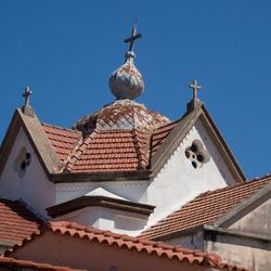Kerkje in Markantonata Kefalonia