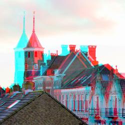 Willemstad Noord-Brabant 3D