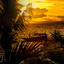 zonsondergang op Panglao