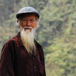 Old man - Vietnam