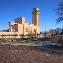 Raadhuis Hilversum.