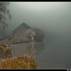 Bourgondie in de mist