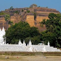 Boeddhistische Pagodes- Birma