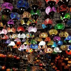 Turkse plafondlampen