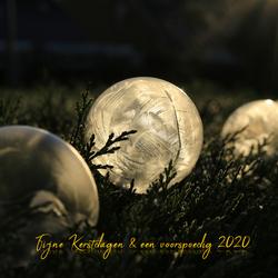 Fijne kerstdagen & voorspoeding 2020