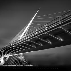 Calatrava brug, Hoofddorp
