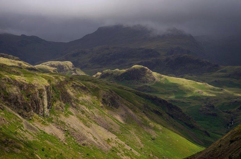 Upper Eskdale - Ongerepte Upper Eskdale in de Lake District<br /> Pentax K-5 + Carl Zeiss Vario-Sonnar 35-70/3.4 macro (Leitax).
