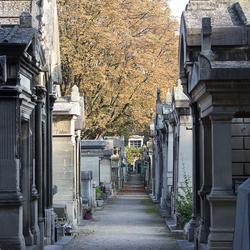 Begraafplaats Montmartre Parijs