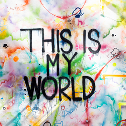 This is my world