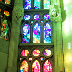 Sagrada Familia (glasramen)