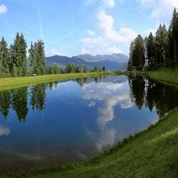 panorama bergmeertje