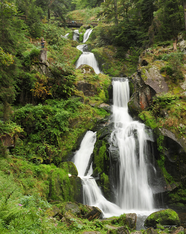 Triberger waterval