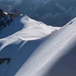 beklimming Mont Blanc