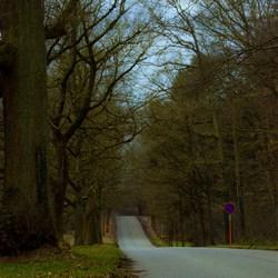 Eindloze straat