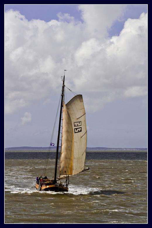 zeilboot 3 - De laatste van deze kleine serie.