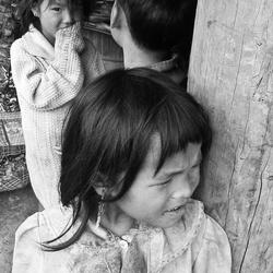 Vietnam Portret Kinderen