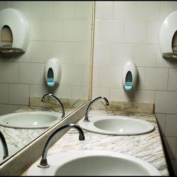 ** Toilet  in Toscane **